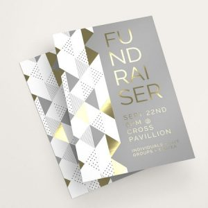 Foil Flyer Printing (100pcs)
