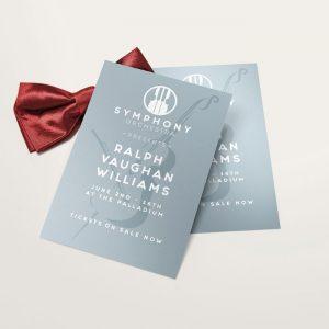 Silk flyers (100pcs)