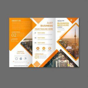 A4 Trifold Brochures /100pcs